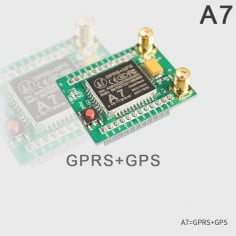 A7 GSM, GPRS, GPS, AGPS Development Board