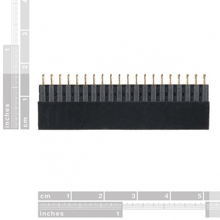 Raspberry Pi GPIO Tall Header - 2x20