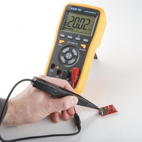 Multimeter Probes - Tweezers
