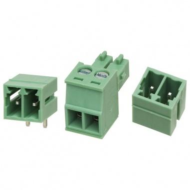 Plug-in Terminal Blocks 3.5mm Pitch