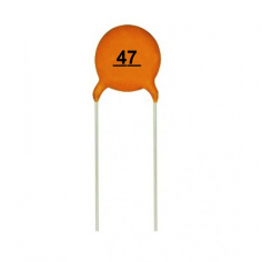 47pF Ceramic Capacitor (Pack of 5)