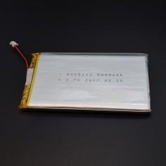 3.7v Lithium Ion (Lipo) Battery - 8000mAH