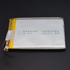 4000mAh Lithium Ion (Lipo) Battery