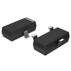 N-Channel MOSFET 20V 1.9A SMD: ZXMN2A01FTA (Pack of 2)