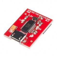 SparkFun Beefy 3 - FTDI Basic Breakout: DEV-13746