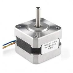 Stepper Motor with Cable