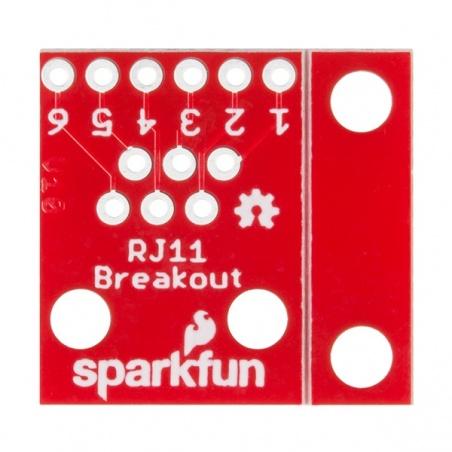SparkFun RJ11 Breakout