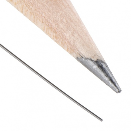 "Muscle Wire - 0.012"" Diameter (1 foot)"