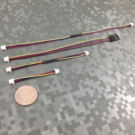 Qwiic Cable - Breadboard