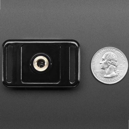 "Adafruit Raspberry Pi Camera Board Case with 1/4"" Tripod Mount"