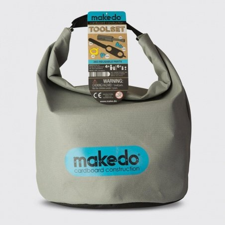 Makedo: TOOLSET (360 pieces)