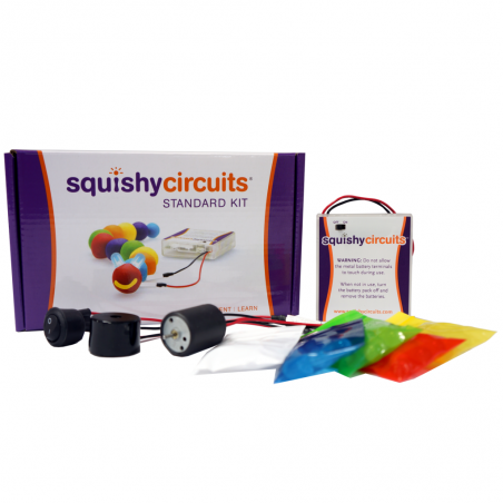 Squishy Circuits: STANDARD KIT