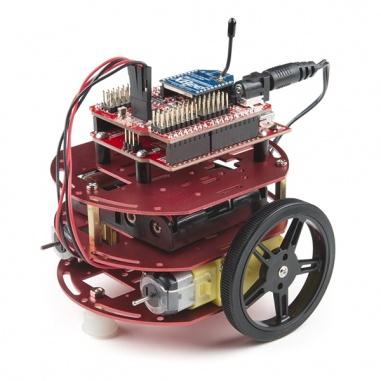Circular Robotics Chassis Kit (Three-Layer)