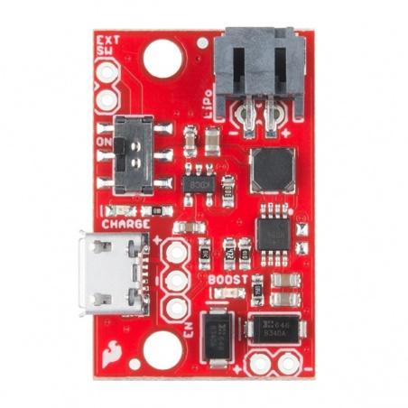 SparkFun LiPo Charger/Booster - 5V/1A