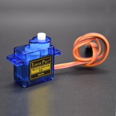 TowerPro SG90 9G Micro Servo with Accessories