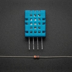 DHT11 basic temperature-humidity sensor