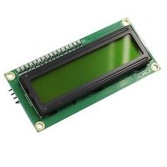 Serial (I2C) 16x2 LCD