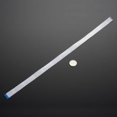 """Flex Cable for Raspberry Pi Camera or Display - 500mm / 20"""""""