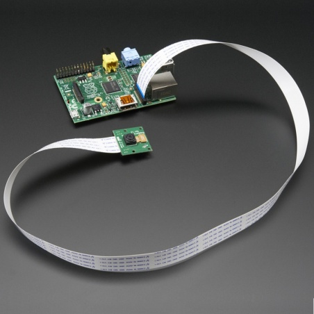 Flex Cable for Raspberry Pi Camera or Display - 500mm / 20""