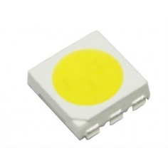 5050 White SMD LED 0.18W (Pack of 10)