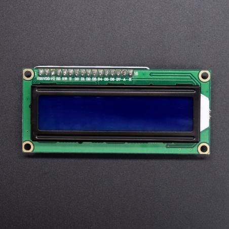 Medusa 16 x 2 LCD Display