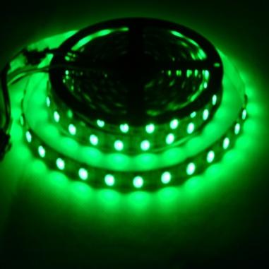 WS2812 Digital RGB 60 LED Strip - Black- 5 Meter