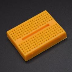 Breadboard - Mini Modular (Orange)