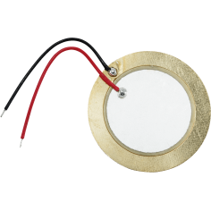 Piezo Element: 35mm