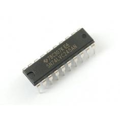 74LVC245 - Breadboard Friendly 8-bit Logic Level Shifter