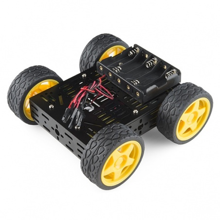 Multi-Chassis - 4WD Kit (Basic): ROB-12089