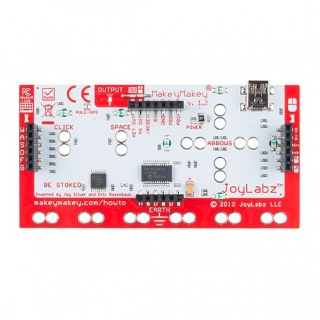 Makey Makey Classic by JoyLabz: KIT-14478