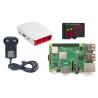 Raspberry Pi 3 b+ Starter Kit - white v3