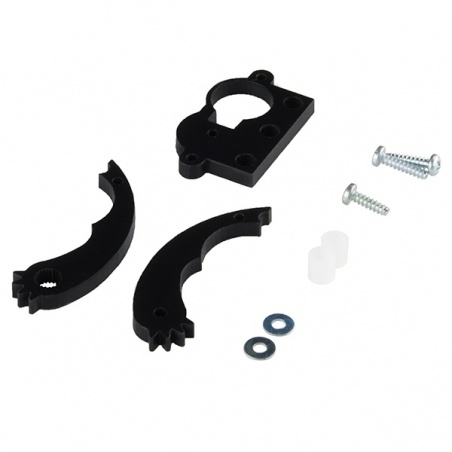Micro Gripper Kit A - Straight Mount: ROB-13176