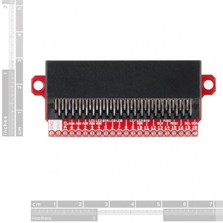 SparkFun micro:bit Breakout (with Headers): BOB-13989