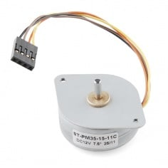 Small Stepper Motor: ROB-10551