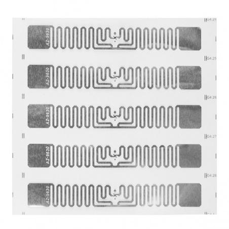 UHF RFID Tag (Set of 5): WRL-14147