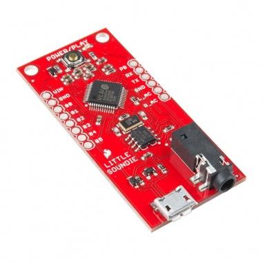 SparkFun Little Soundie Audio Player: DEV-14006