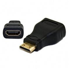Mini HDMI to HDMI Adapter