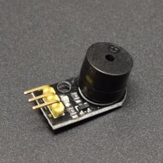 Active Buzzer Module for 3 to 5V Systems