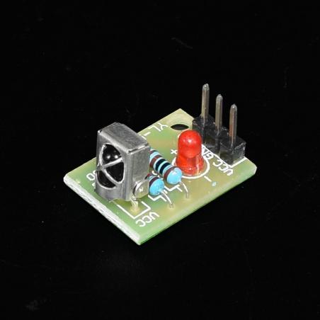 Mini IR Remote Control and Receiver Module: V2