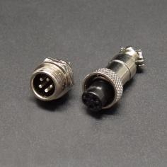 Aviation Connector Plug -5 Pin