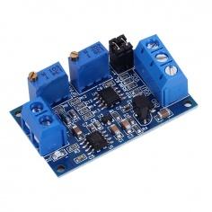 Current to Voltage Converter: 4-20mA to 0-3.3V/5V/10V Module