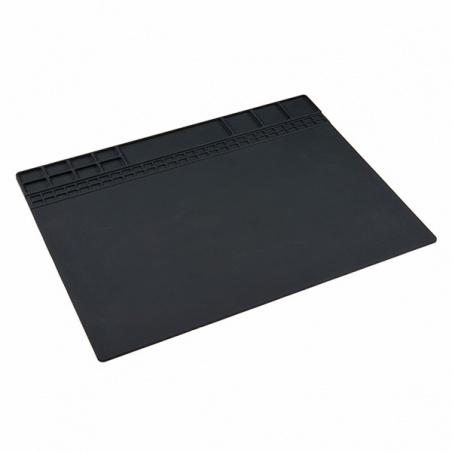 Insulated Silicone Soldering Mat :  TOL-14672