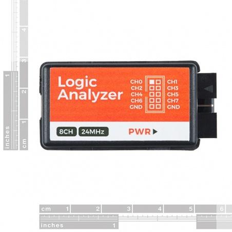 USB Logic Analyzer - 25MHz/8-Channel  SPX-14789