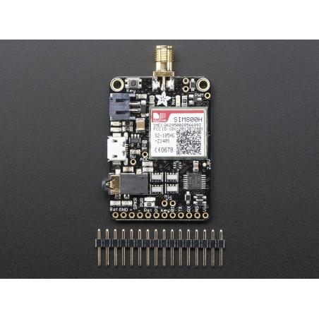 Adafruit FONA - Mini Cellular GSM Breakout - SMA Version - v1