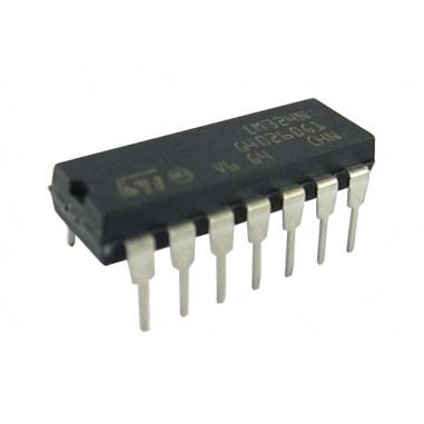 LM324 - Quad Op-Amp