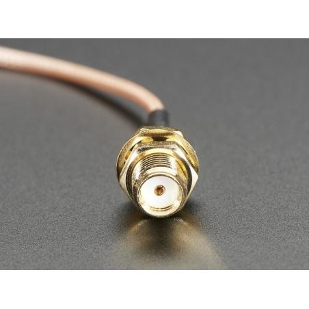 SMA to uFL/u.FL/IPX/IPEX RF Adapter Cable