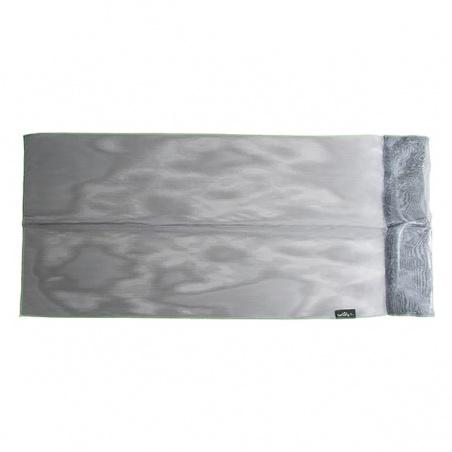Fiber Optic Fabric - Black (40x75 cm) : COM-12712