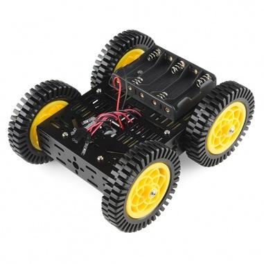 Multi-Chassis - 4WD Kit (ATV) : ROB-12090