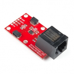 SparkFun Differential I2C Breakout - PCA9615 (Qwiic) : BOB-14589